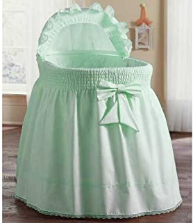 replacement bassinet skirt