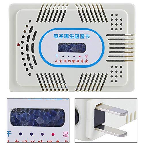 Deumidificatore elettrico ecologico a basso consumo energetico Deumidificatore ricaricabile Deumidificatore di umidità scatola sigillata PER armadi domestici