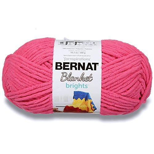 Top 10 bernat baby blanket yarn pink for 2020