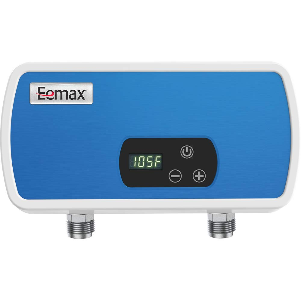 Eemax Eem24006 Electric Tankless Water Heater 6kw Blue Buy Online In Haiti Eemax Products In Haiti See Prices Reviews And Free Delivery Over 7 000 G Desertcart