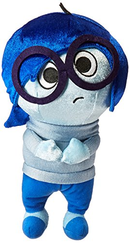 INsideOUT Disney Inside Out Sadness Plush Purse, 12