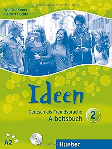Ideen. Arbeitsbuch. Con CD Audio. Per le Scuole superiori: