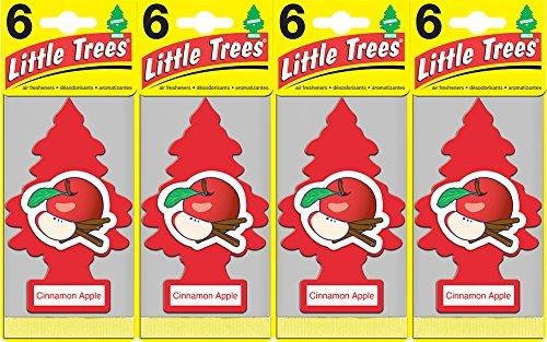 little trees car air freshener