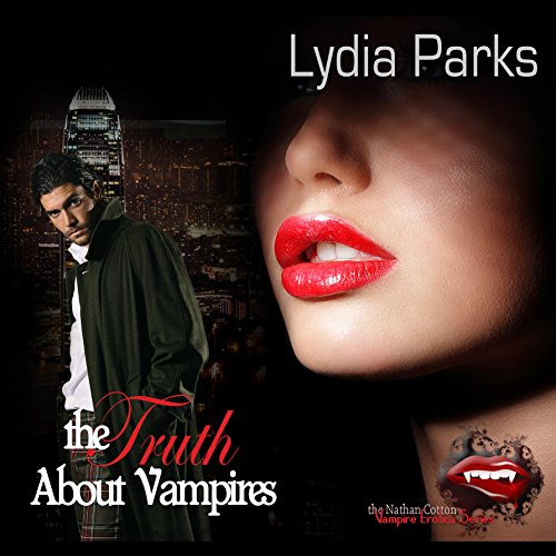 The Truth About Vampires audiobook cover art