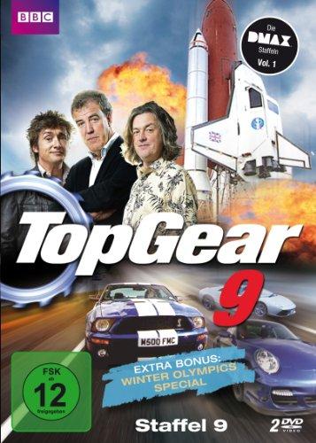 Top Gear - Staffel 9 (2 DVDs)