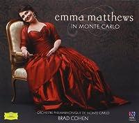 Emma Matthews in Monte Carlo
