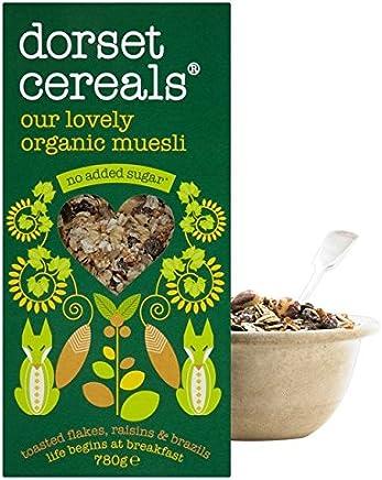 ドーセットは、有機ミューズリーの780グラムを穀類 (x 6) - Dorset Cereals Organic Muesli 780g (Pack of 6) [並行輸入品]