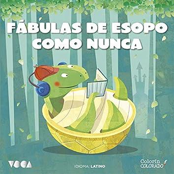 Fábulas de Esopo Como Nunca (Latino)