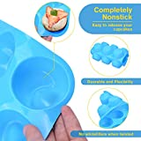 Zoom IMG-2 ninonly stampo muffin silicone teglie