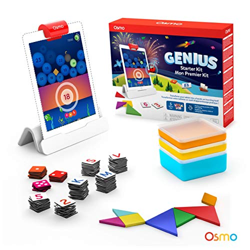 Osmo - Genius Starter Kit for iPad review