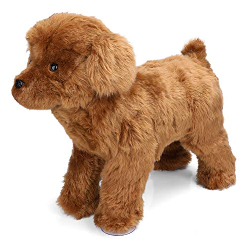 Pet Love Puppy Toy Satisfy Male Dogs Physiological Needs Anxiety Behavioral Aid Toy - Brown