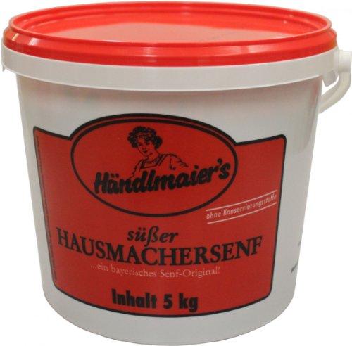 Händlmaier Hausmacher Senf Süß 5kg