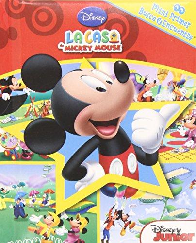 Set Vinilo Disney Pixar de 4 Libros. Busca Y Encuentra (LM1LF)