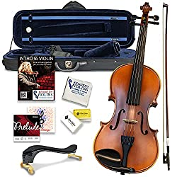 Bunnel Premier Clearance Student Violin Outfit - Best Kennedy Violins