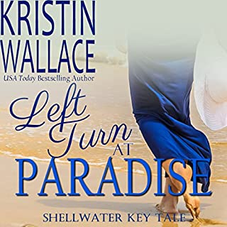 Left Turn at Paradise audiobook cover art