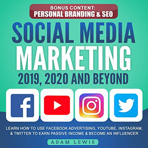 Social Media Marketing 2019, 2020 and Beyond Titelbild
