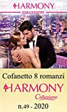 Cofanetto 8 Harmony Collezione n.49/2020...
