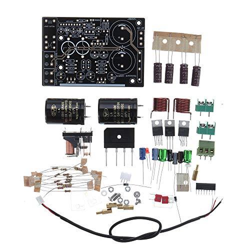 KASILU Dlb0109 Amplificador de Audio Board Stereofony Amplificador GainCard GC Versión LM1875 Distorsión Baja Amp DIY Kit Alto Rendimiento