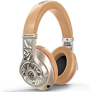 Aladdinaudio Bluetooth Over Ear Headphones, Acura Pro Passive Noise Cancelling Headphones with Mic, Deep Bass Wireless Hea...