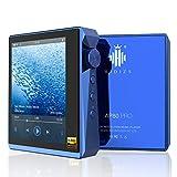 HIDIZS AP80 Pro Hi-Fi MP3, LDAC/aptX/FLAC/Hi-Res Audio Reproductor de música sin pérdidas con Bluetooth, Pantalla táctil de Audio de Alta resolución Compatible con DSD (Azul)