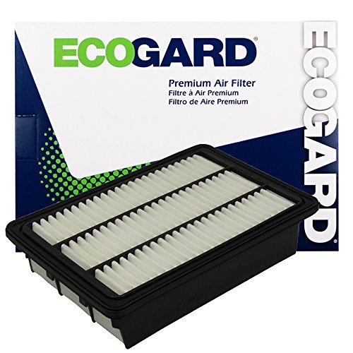 ECOGARD XA5833 Premium Engine Air Filter Fits Hyundai Santa Fe 3.3L 2007-2009, Santa Fe 2.7L 2007-2009