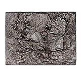 Guajave 3D espuma roca piedra acuario fondo tablero de espuma decoración para tanque de peces reptil 60x45cm
