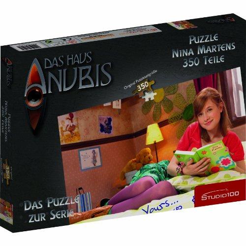 Spiele 13080   Anubis Rompecabezas Nina Martin, 350 Piezas