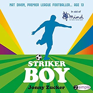 Striker Boy cover art