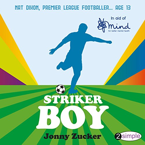 Striker Boy cover art