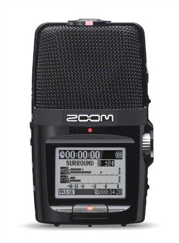 Zoom H2n Handy Recorder (Renewed)