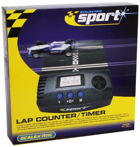 Scalextric – C8215 – Compte Tour et Chronomètre Electronique