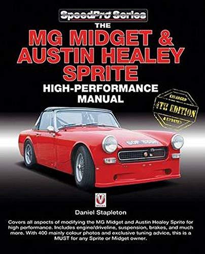 The MG Midget & Austin-Healey Sprite High Performance Manual (SpeedPro)