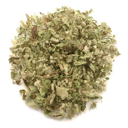 Frontier Bulk Mullein Leaf, Cut &Amp; Sifted, Organic, 1 Lb. Package