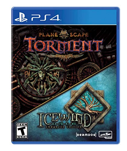 Planescape Torment & Icewind Dale: Enhanced Editions - PlayStation 4