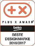 Beko BIM22301X Backofen Elektro / A / 71 L / Silber / Heißluft mit Ringheizkörper / Herausnehmbare Seitengitter / SimpleSteam Reinigungsfunktion / 3D-Kochen / Versenkbare Knebeln/ Vollglasinnentür / Pflegeleichte Emaillierung - 8