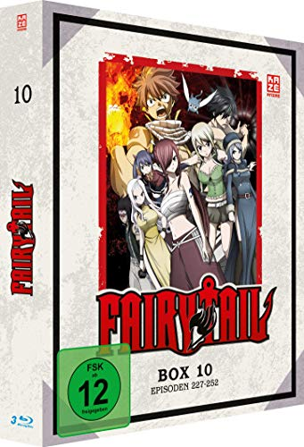 Fairy Tail - TV-Serie - Vol.10 - [Blu-ray]