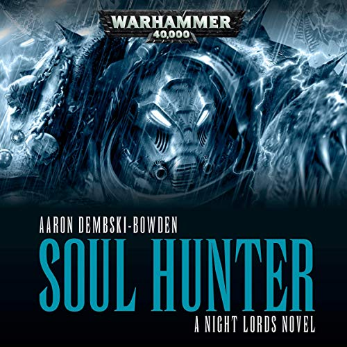 Soul Hunter cover art