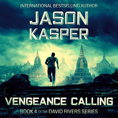 Vengeance Calling audiobook cover art