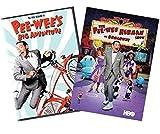 Pee-Wee's Big Adventure & The Pee-wee Herman Show on Broadway - 2 PACK DVD