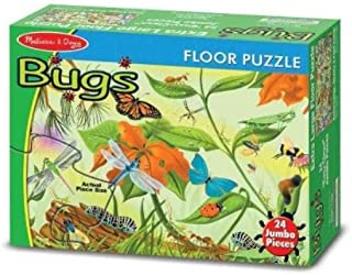 Bugs Floor: 24 Jumbo Pieces