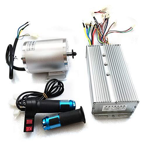 72V 3000W Elektro-Brushless Hoch Dc Geschwindigkeit Motor Satz, DIY E-Bike Teile, Elektrofahrrad Motor Umbausatz