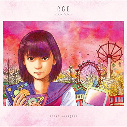 [album]RGB ~True Color~ – 中川翔子[FLAC + MP3]