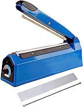 LabZhang Impulse Heat Sealer,12inch Manual Bags Sealer,Heat Sealing Machine with Replacement Kit(12inch)