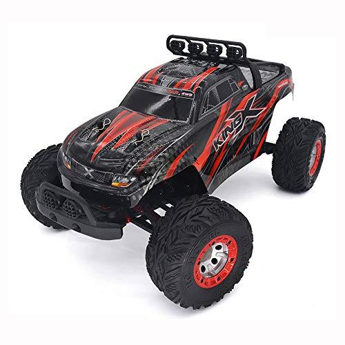 DBXMFZW 2.4G Radio 4WD Control remoto Toy Toy 1/12 Modelo Off-Road RC Vehículo Rac Racing de alta velocidad Juguete recargable RC RC Buggy Todos los regalos de vehículos de escalada para niños y niñas