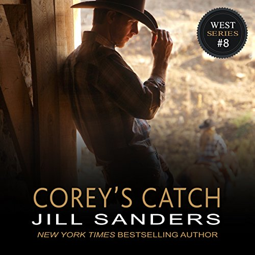 Corey's Catch audiobook cover art
