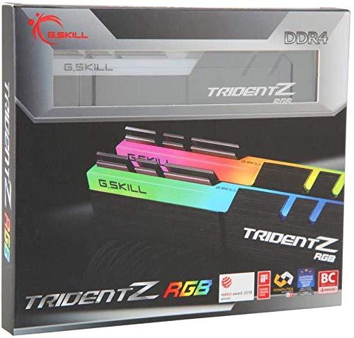 G Skill F4-3200C16D-16GTZR - Tarjeta de Memoria de 16 GB, Color Negro 5