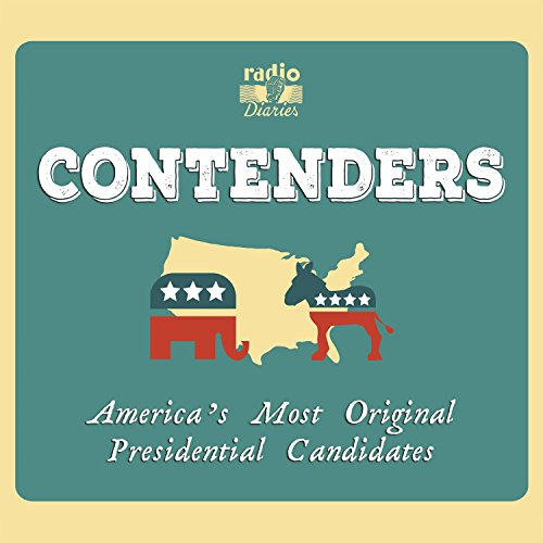 Contenders audiobook cover art
