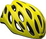 BELL Tracker R 2021 - Casco para bicicleta (54-61 cm), color amarillo