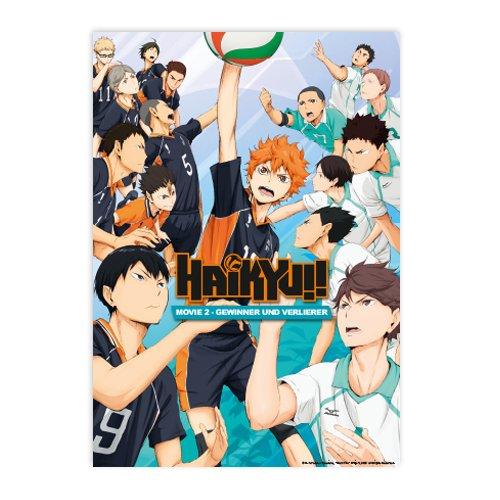 Haikyu!! - Poster Movie #2