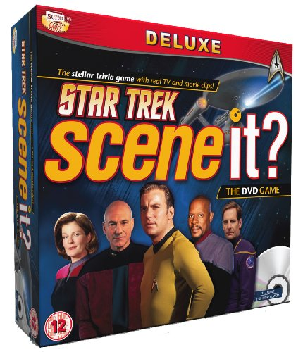 Stock Screen Life Game Star Trek Gioco Dvd
